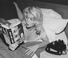 Jayne Mansfield (poedie1984) Tags: jayne mansfield vera palmer blonde old hollywood bombshell vintage babe pin up actress beautiful model beauty hot girl woman classic sex symbol movie movies star glamour girls icon sexy cute body bomb 50s 60s famous film kino celebrities pink rose filmstar filmster diva superstar amazing wonderful photo american love goddess mannequin black white tribute blond sweater cine cinema screen gorgeous legendary iconic boek book busty boobs décolleté phone telefoon bed bedroom slaapkamer never shot anger