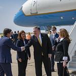 Secretary Pompeo Arrives in Beirut thumbnail