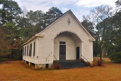 DSC_7461 (scsmitty) Tags: historic architecture church mountcarmelarpchurch mountcarmelsc southcarolina nationalregisterofhistoricplaces