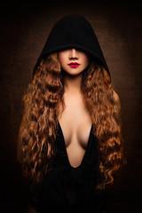 I want to break free (Colby Files Photography) Tags: weddingdress yuni artisticnude bodyscape edgy fashion fashionart hat highkey nude opentop sheartop