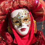 Carnival in Venice, Italy. thumbnail
