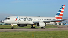 N193AN (AnDyMHoLdEn) Tags: americanairlines 757 oneworld egcc airport manchester manchesterairport 23l