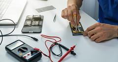 Welche Smartphones sind besonders reparaturanfällig? (tixio.de) Tags: apple dassmartphone geräte google samsung
