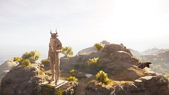 Assassin's Creed Odyssey (The_SEV) Tags: assassins creed odyssey ps4 pro console screenshot magic weapon armor horse egypt game ubisoft platinum assassin blade city bitch killing pyramid dust easter egg boss dlc wood