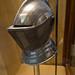 Sharp Italian helmet