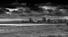 Storm over Tees Bay_E5A2789 (Jonathan Irwin Photography) Tags: storm over tees bay redcar clouds beach walkers dog walking sand sea ssi