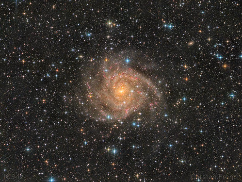 IC342 - The Hidden Galaxy