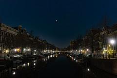 Maansverduistering III - Lunar eclipse III (naturum) Tags: amsterdam geo:lat=5236339770 geo:lon=489615968 geotagged holland keizersgracht lunareclipse maan maansverduistering moon nederland netherlands