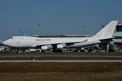 N701CK (Kalitta Air) (Steelhead 2010) Tags: kalitta boeing b747 b747400 b747400f cargo freighter yyz nreg n701ck