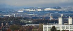 Glasgow from Castlemilk (Hugh Spicer / UIsdean Spicer) Tags: scotland glasgow