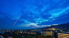DSC03275_LMR (bleeyw) Tags: planetakingoff airplanetakeoff sunsetsky chiangmai mayamall samyang12mmf20ncs