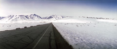 Widelux // Kodak Cinestill 50D (The 69th Dimension) Tags: widelux panorama film filmphotography 35mm analog landscape winter snow roadtrip