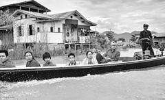 Inle lake (Laszlo Horvath.) Tags: 14000 nikon f18 nikond7100 sigma1835mmf18art inlelake boat myanmar burma