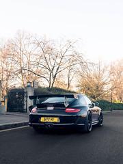 RS 4.0 (Mattia Manzini Photography) Tags: porsche 911 997 gt3rs 40 gt3 supercar supercars cars car carspotting carbon nikon spoiler d750 black limited automotive automobili auto automobile london exotics exotic