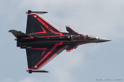 4-GI - French Air Force Rafale | RIAT