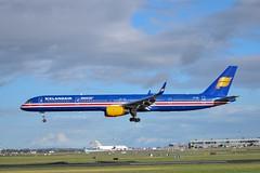 TF-ISX                                  B757-3E7                 Icelandair (Gormanston spotter) Tags: 4xbaw 2019 eidw dub boeing avgeek gormanstonspotter icelandair b7573e7 tfisx
