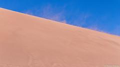 flying sand - Atacama, Chile (Andre Yabiku) Tags: wind sand desert atacama southamerica chile cl andreyabiku yabiku colorful