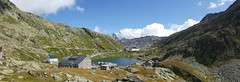 Col du Grand Saint-Bernard-4 (European Roads) Tags: col du grand saintbernard italy switzerland colle delle gran san bernardo alps
