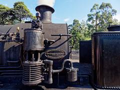 Puffing Billy Railway (steverh) Tags: puffing billy railway melbourne victoria australia beyer garratt