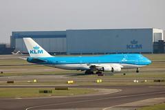 PH-BFV Boeing 747-406 28460/1225 KLM (howtrans38) Tags: phbfv boeing 747406 klm