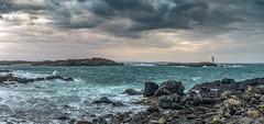 Harbor - Inishbofin- Ireland