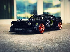 Ford Mustang Hoonicorn - Filter fire 🔥  Chrome Rims from Bubul chrome shop - follow insta @loxlego