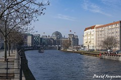 River Spree, Berlin (Daveoffshore) Tags: berlin germany river spree bundestag government building