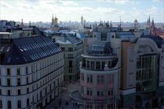 (Kirill & K) Tags: город москва крыши лубянка март солнечно