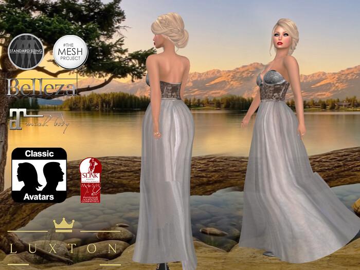 d078e7d6f973 Lexie dress (TALuxton) Tags: secondlife design second life marketplace
