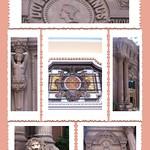 Pittsburgh Pennsylvania - The Dollar Saving Bank - 1871 - Former Stock Exchange - Historic thumbnail