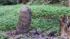 20190130_047_hiva_oa_near_atuona_smiling_tiki_1920_1080 (lindy_scuba) Tags: archaeologicalsite atuona frenchpolynesia hivaoa marquesas sculpture tiki