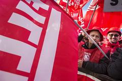 15.03.19 SCIOPERO COSTRUZIONI (FilleaCgilNazionale) Tags: costruzioni edilizia sciopero generale fillea roma piazza del popolo cgil