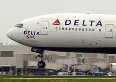 N701DN - 3/31/19 (nstampede002) Tags: delta deltaairlines thedeltaspirit deltaspirit boeing boeing777 boeing777200 b777 b777200 777 777200 boeing777lr boeing777200lr b777lr b777200lr 777lr 777200lr katl aviationphotography commercialaviation airliner widebody