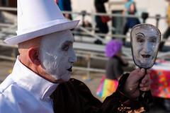 Specchio delle mie brame... (ONINOT) Tags: venezia maschera carnevale