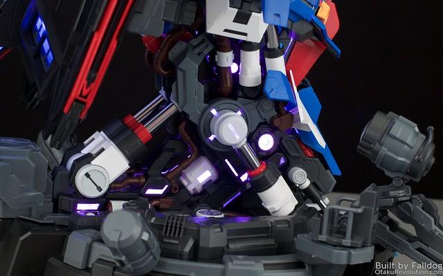 BSC Zeta Gundam Bust 11 by Judson Weinsheimer