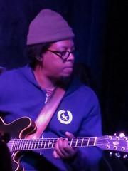 Jeff Parker (michaelz1) Tags: livemusic ivyroom albanyamendola vs blades skerik parkerjeff parker