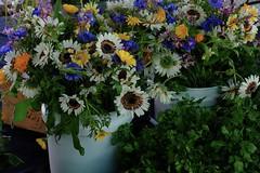 Market Flowers (Daren Grilley) Tags: x100f x100 fujifilm fuji phoenix downtown spring flowers farmers market
