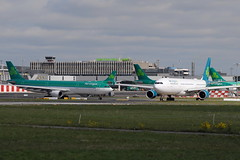 Aer Lingus A330s (eigjb) Tags: dublin airport eidw international collinstown airbus a330 jet transport airliner irish eiedy aviation aircraft airplane plane spotting aeroplane aer lingus