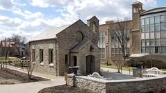 Cincinnati, OH Xavier University - Our Lady of Peace Chapel (army.arch) Tags: cincinnati ohio oh xavier university xavieruniversity chapel church ourladyofpeace