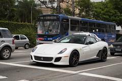G-T-O (Andre.Siloto) Tags: ferrari 599 gto v12 v 12 bianco italia white branco branca 1of599 1 ctbaexotics exotic car são paulo sp brasil brazil bra br nikon d3200 d 3200 2018 motorgridbrasil motorgrid