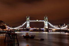 Tower Bridge (marcoragusa1) Tags: bridge london londra england uk unitedkingdom queen king towerbridge thames tamigi river water streetphotography nocturn nocturnal night travel traveller clouds sky photo view picture photography reflex europe worl world brexit postcard landscape life city citylife nikon nikond3300 d3300 discover discovery beautiful urban amateur flickr igers