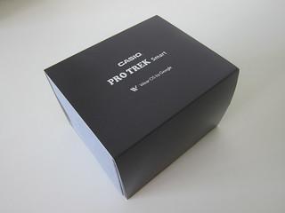 Casio Pro Trek Smart Outdoor Smartwatch WSD-F30