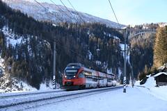 OBB 4024 063 langs St. Jodok (vos.nathan) Tags: österreichische bundesbahnen obb talent 4024 063 st jodok am brenner