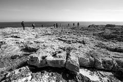Plemmiro parte II (leti.zacca) Tags: plemmirio riserva marina protetta siracusa sicilia trekking love nature bianconero blackwhite faro mare sea maredinverno