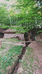 an old millhouse (zenziyan) Tags: millhouse barn wood green house bridge historic village traditional kyiv ukraine kiev pyrohiv farm grass roll mill wooden natural tree stone leave folk ukrainian nature nationalpark