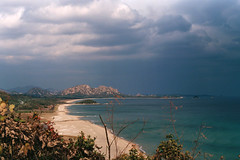 .under my eyelids. (Camila Guerreiro) Tags: film gangwon dmz southkorea analog camilaguerreiro pentaxmesuper kodak beach sea ektar100 grain