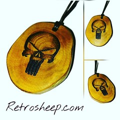 #thepunisher #name just made #necklace Wooden Jewellery www.Retrosheep.com Handmade Wooden Personalised Gift Handmade Charm Necklace #amazonhandmade #Retrosheep #Personalised #Gifts FIND US ON AMAZON HANDMADE @amazonhandmade @ebay_uk @etsyuk @retrosheep h (RetrosheepCharms) Tags: thepunisher name just made necklace wooden jewellery wwwretrosheepcom handmade personalised gift charm amazonhandmade retrosheep gifts find us on amazon ebayuk etsyuk httpswwwamazoncoukhandmaderetrosheep jewelry giftideas nordic viking celtic vikingstyle snow christmas snowflake snowboarding pagan wiccan halloween valentinesdaygift