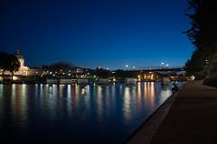 2017 Septembre - Paris.105 (hubert_lan562) Tags: paris france capitale nuit soir night seine monument fleuve river bleu ciel 75