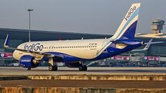 Indigo Airbus A320NEO VT-IVF Bangalore (BLR/VOBL) (Aiel) Tags: indigo airbus a320 a320neo vtivf bangalore bengaluru canon60d