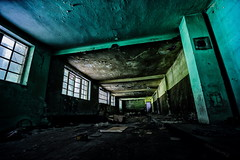 Urbex - DSC8933-2 layers.psd L5 contrast++ wm 1600 (cleansurf2 Urbex) Tags: urbex urban industrial industry ilce7m2 indoors interior color colour commercial concrete cinamatic vivid vanishingpoint mood photography old urbexer texture toned rustic ruin room emount widescreen wallpaper worn warehouse wideangle sony screensaver structure building black architecture artistic a7ii abandoned age europe